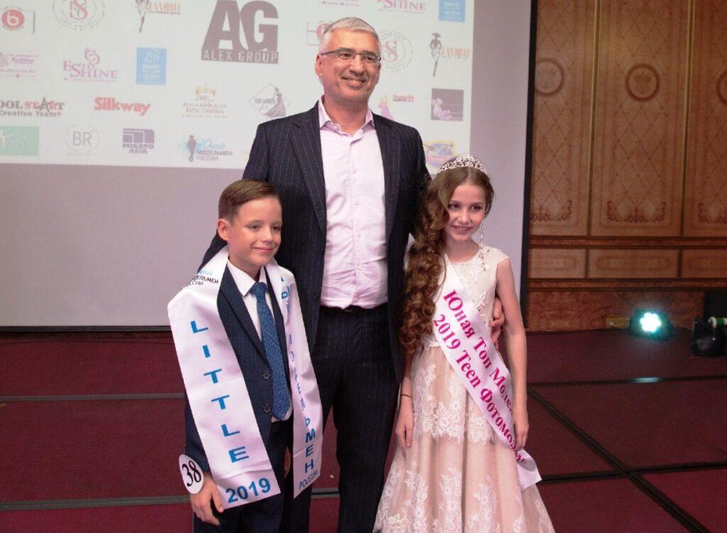 Юные модели из Сергиева Посада стали призерами в Москве